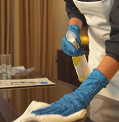 All Room Sanitized at Rivertide Suites, Seaside