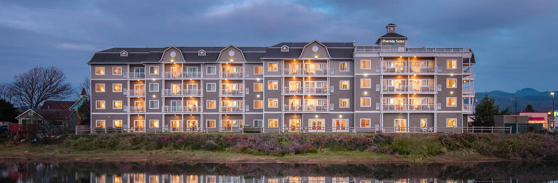 Rivertide Suites Hotel, Oregon